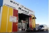 Moto Desguace Mármol